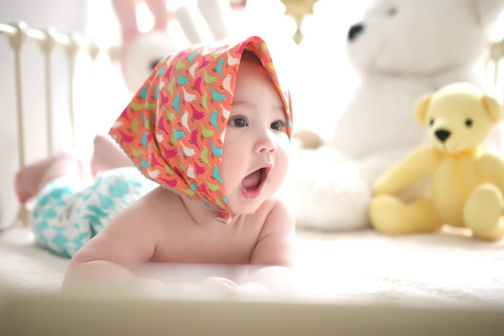 The 5 Stages of Teething for Baby